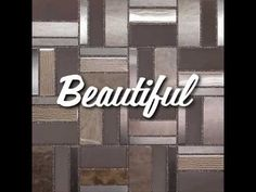 Copper grout for penny tile floors? // STAINMASTER® Metallic Grout Collection | The Tile Doctor
