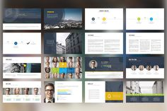 Cabairawit PowerPoint Template by babud15 on Creative Market
