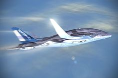 Future Air Travel: AWWA Sky Whale