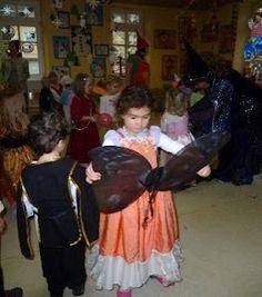 Fasching in the pre-school