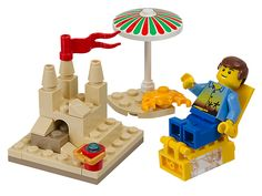 Build some LEGO® fun in the summer sun! 2013