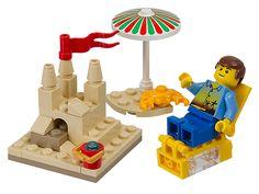 Build some LEGO® fun in the summer sun! 2013