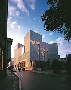 Kolumba Kunstmuseum, Köln, Atelier Peter Zumthor & Partner
