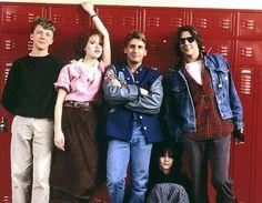 The Breakfast Club Molly Ringwald Costume The breakfast club, 1985