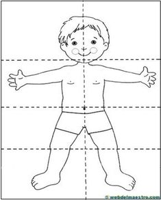 Lateralidad: puzzle Preschool Puzzles, Preschool Worksheets, Toddler Activities, Preschool Activities, Body Parts For Kids, Body Parts Preschool, Body Craft, Childhood Education, Science And Nature