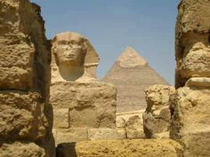 Great Sphinx in Gaza
