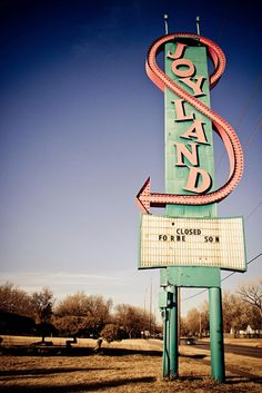View on Google Maps   Joyland  was once the largest amusement park in Wichita,Kansas  but today it remains abandoned and vandalized. It o...