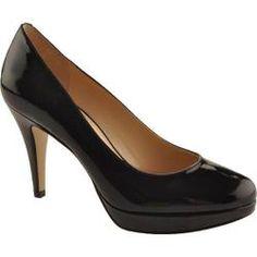 Women's Enzo Angiolini Dixy Black Patent Leather