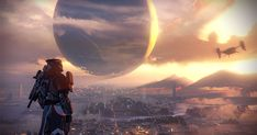 Destiny launches next week on a bunch of different consoles. Since developer Bungie has a ten-year plan for the game, it may outlast some of the devices its debuting on. But if you're starting Destiny on the Xbox 360 or PS3, don't worry: jumping to the next generation won't cost you anything--for now.