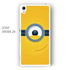 Minion smile AR for Sony Xperia Z1/Z2/Z3 phonecase