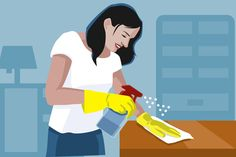 7 Clever Ways To Clean All Of The Stubbornly Dirty Things