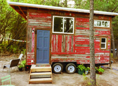 9 Tiny Houses Made from Recycled Materials Photos   Architectural Digest