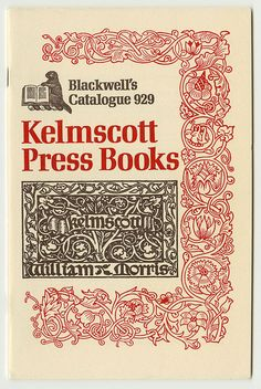 Lettering Design, Hand Lettering, William Morris Art, Arts And Crafts House, Vintage Book Covers, Print Fonts, Book Layout, Victorian Art, Book Cover Art