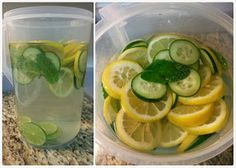 A CURVY GIRLS LIFE: EASY DIY DETOX WATER