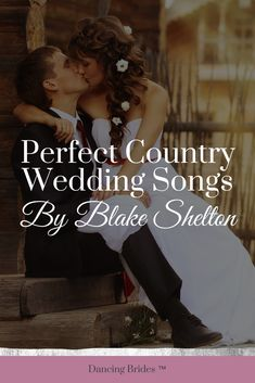 Looking for the perfect country songs for your wedding? You'll find music for your ceremony, first dance and reception in this beautiful playlist by Blake Shelton. Listen below and pick out your favorite wedding tunes! Prelude Wedding Songs, Unique Wedding Songs, Popular Wedding Songs, Wedding Songs Reception, Country Wedding Songs, Wedding Song List, Country Songs, Wedding Music, Free Wedding