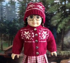 Reserved for Kirsten: American Girl Nordic by HeidiMaidDollClothes
