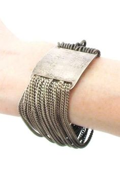 anne d. STITCH FIX - LOVE! this is the type of large silver bracelet I would wear all the time!!!