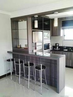 Bancada de cozinha #kitchendesigntrackid=sp-006 #CozinhaPequna