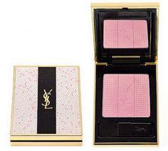 Yves Saint Laurent Makeup Collection Spring 2015 - YSL Spring 2015 Palette Lumiere de Jour