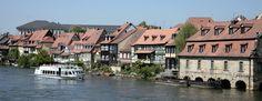 UNESCO-Welterbe Bamberger Altstadt. #welterbe #bamberg #jugendherberge #kultur #reise #inspiration