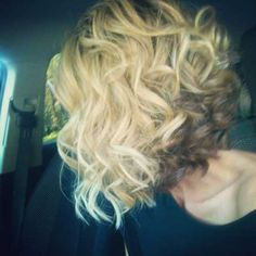 13.Curly Hairstyle for Short Hair