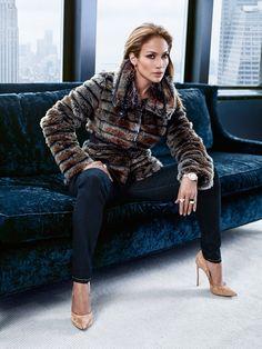 Jennifer Lopez | Coleção outono-inverno 2015