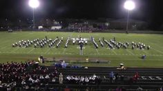 Granville High School Marching Band Bruno Mars Show