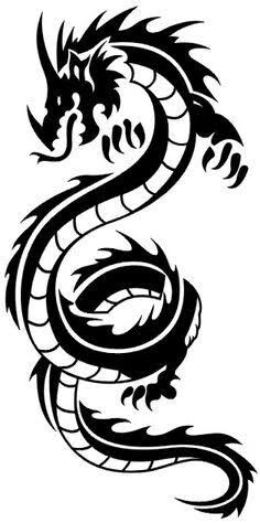 Gazing Down Tribal Dragon Tattoo Design picture Gazing Down Tribal Dragon . - Gazing Down Tribal Dragon Tattoo Design picture Gazing Down Tribal Dragon Tattoo Design - Tribal Dragon Tattoos, Chinese Dragon Tattoos, Maori Tattoos, Irezumi Tattoos, Marquesan Tattoos, Dragon Tattoo Designs, Tribal Tattoo Designs, Dragon Tattoos For Men, Pisces Tattoos