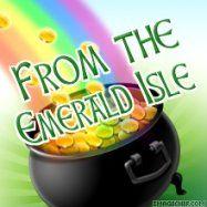 From the Emerald Isle Colcannon Irish Stew Cock-A-Leekie soup Irish Soda bread Steamed raisin Pudding & Whiskey Sauce Corned Beef Irish Coffee