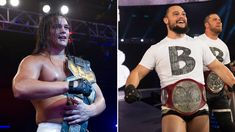 Photos: Every Superstar who won championships in NXT and WWE Wwe Champions, Wwe Photos, Wwe Wrestlers, Champs, Mma, Superstar, Dallas, Wrestling, Photo And Video