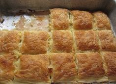 Greek Desserts, Greek Recipes, Food Network Recipes, Cooking Recipes, The Kitchen Food Network, Greek Cooking, Savory Snacks, Savory Muffins, Food For Thought