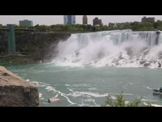 Niagra Falls Video Collection Canadian region of Ontario and the U.S. state of New York