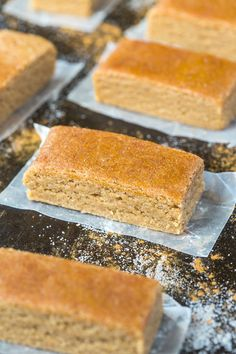 No Bake Apple Pie Protein Bars (Paleo, Vegan, Gluten Free)