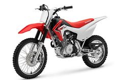 Honda launches the new CRF125F dirtbike