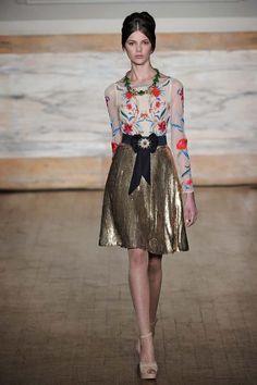 Prints Fashion Trend For Fall Winter 2012 2013 Womens Fashion