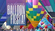 Balloon Fiesta, Albuquerque, New Mexico