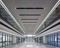 Zhonghe Sports Center,© Highlite Images