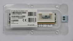 HP 2GB (1 x 2 GB) PC2-5300F DDR2-667 ECC registered Fully Buffered –DIMM - EM161AA http://www.ativn.com/product/117/vn