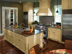 Pinraymay Field On Kitchen  Pinterest  Ideas Copper And Design Stunning One Wall Kitchen Designs Photos Decorating Design