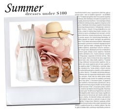 """Summer Style"" by lana-246 ❤ liked on Polyvore featuring Oris, Cara, Charlotte Russe, Breckelle's and Doe & Rae"