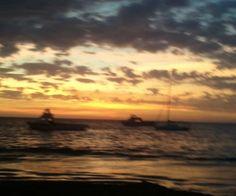 Lano sunset