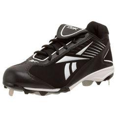 0efed563f00c Reebok Women's Vintage M5 Low II Softball Cleat Reebok. $19.96 Softball  Shoes, Softball Cleats