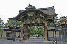 Palácio Principal Ninomaru, Kyoto, Japão