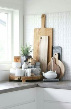 Layered cutting boards