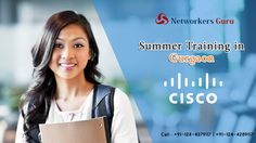 Networkers guru institute is offering very affordable and advanced summer training in Delhi NCR. We provide them 24*7 lab access facility to work under the supervision of our experts. We also assist you to get prepared for interviews.