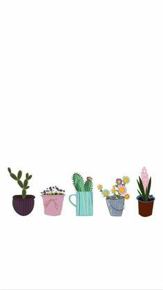 I'm loving these cactus paintings. Credit to artist - phone case sticker I'm loving these cactus paintings. Credit to artist I'm loving these cactus paintings. Credit to artist Cactus Backgrounds, Cute Wallpaper Backgrounds, Tumblr Wallpaper, Cool Wallpaper, Iphone Backgrounds, Disney Wallpaper, Iphone Background Wallpaper, Aesthetic Iphone Wallpaper, Aesthetic Wallpapers
