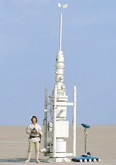 Star Wars Legion Terrain : Tosche Station - Moisture Vaporators (Set of