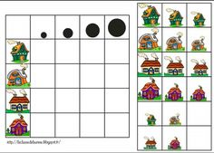 cheznounoucricri - Page 123 Preschool Learning Activities, Toddler Preschool, Kids Learning, File Folder Activities, English Book, Learning Styles, Tot School, Math For Kids, Learning Through Play
