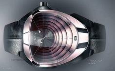 SOON TIMEPIECE PHENOMENA-concept watch artbook on Behance