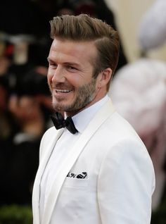 David Beckham hairstyle ideas